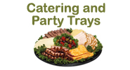 LaLonde's Market offers Catering and party trays